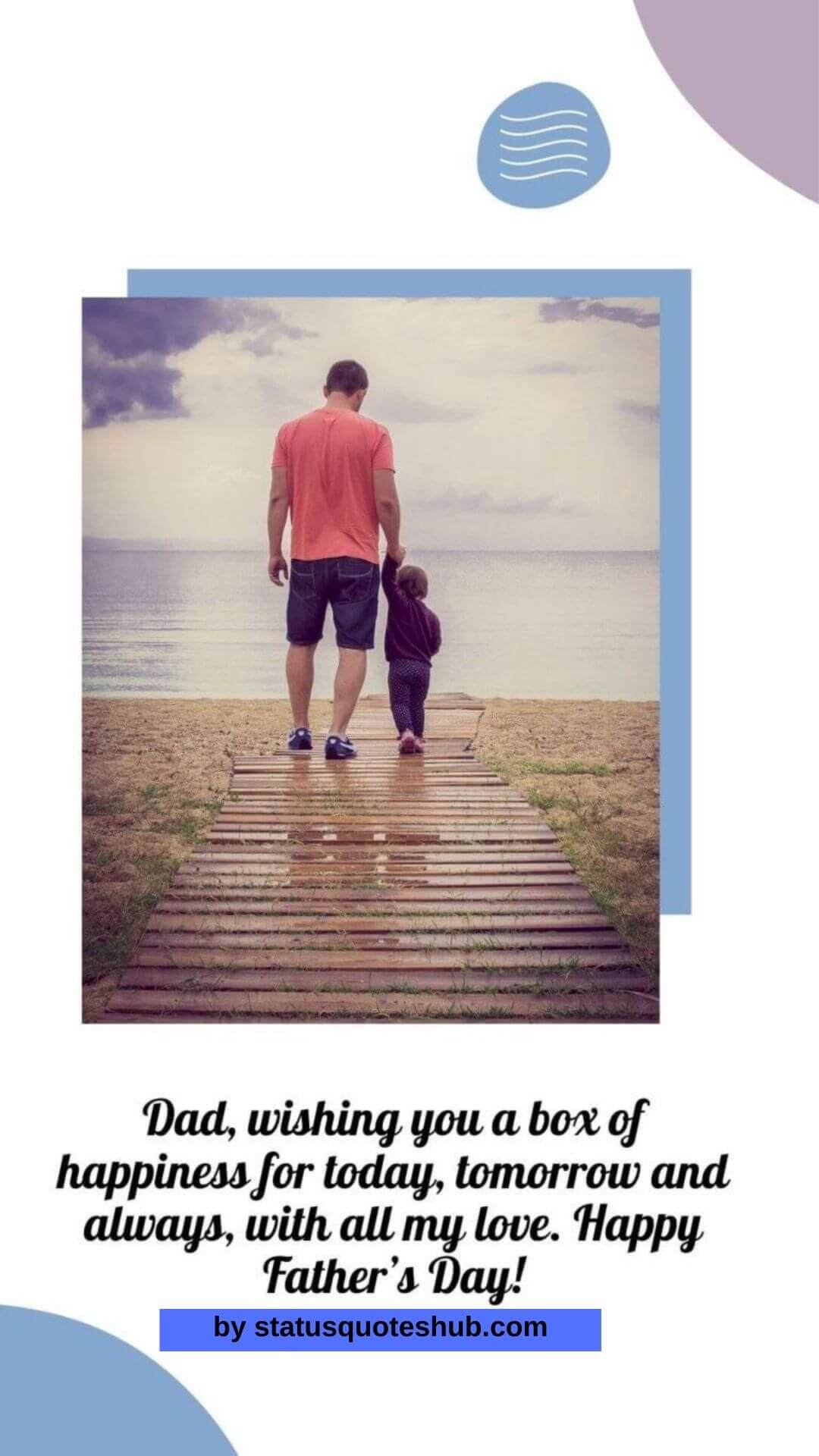 Father's day wish