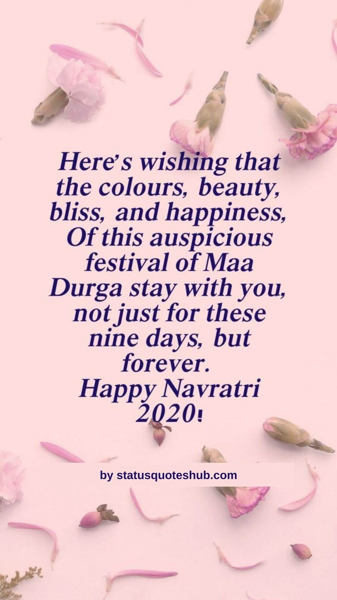 Navratri wishes and quotes