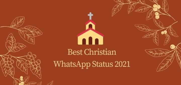 christian whatsapp status and quotes