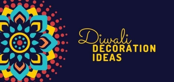 how to decorate home on diwali