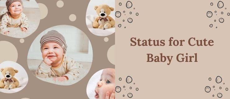 Status for Cute Baby Girl