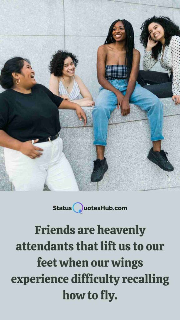 friendship quotes and status for girls