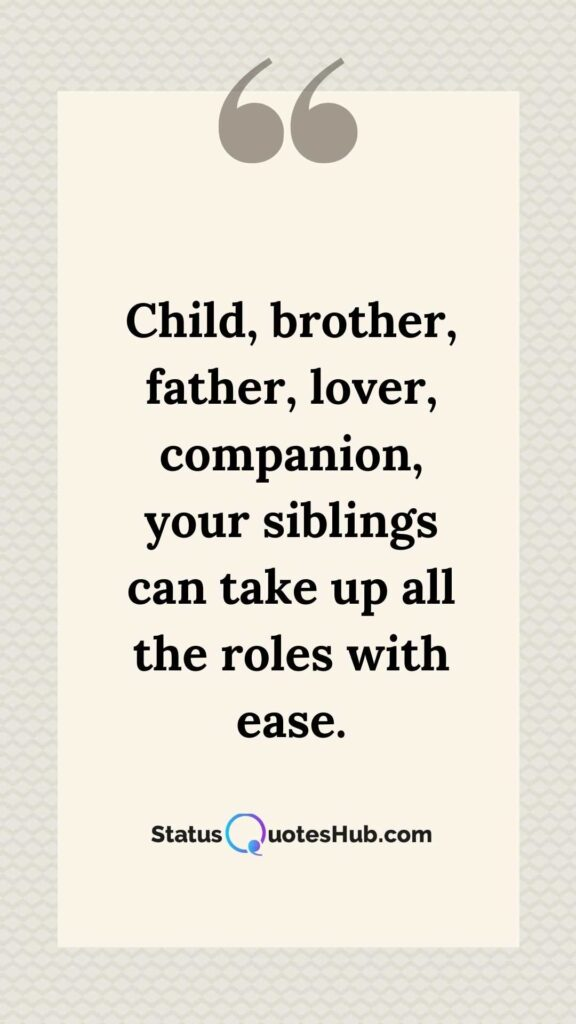 brother sister relationship quotes