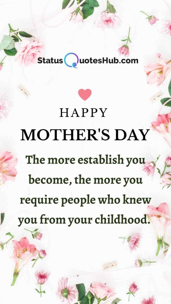 mothers day quotes for my sister