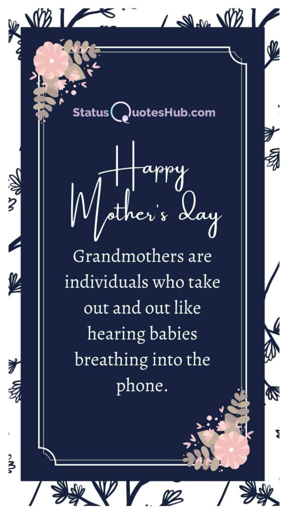 mothers day quotes from grandmother