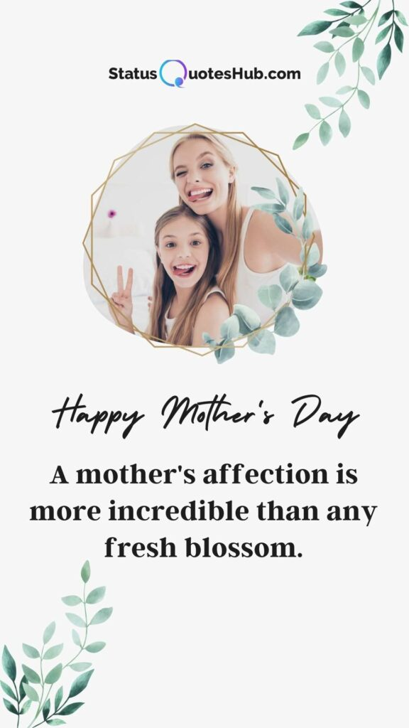 mothers day quotes from son and daughter