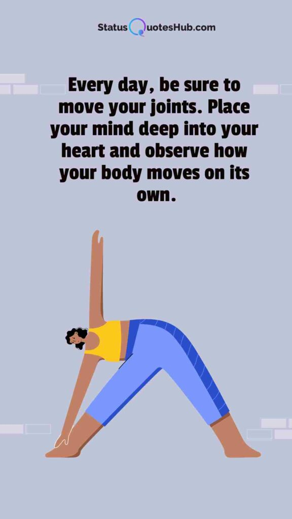 Daily Yoga Quotes