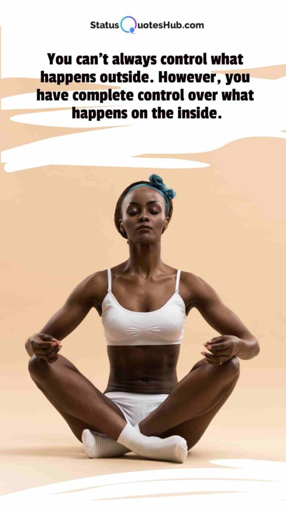 yoga quotes about strength