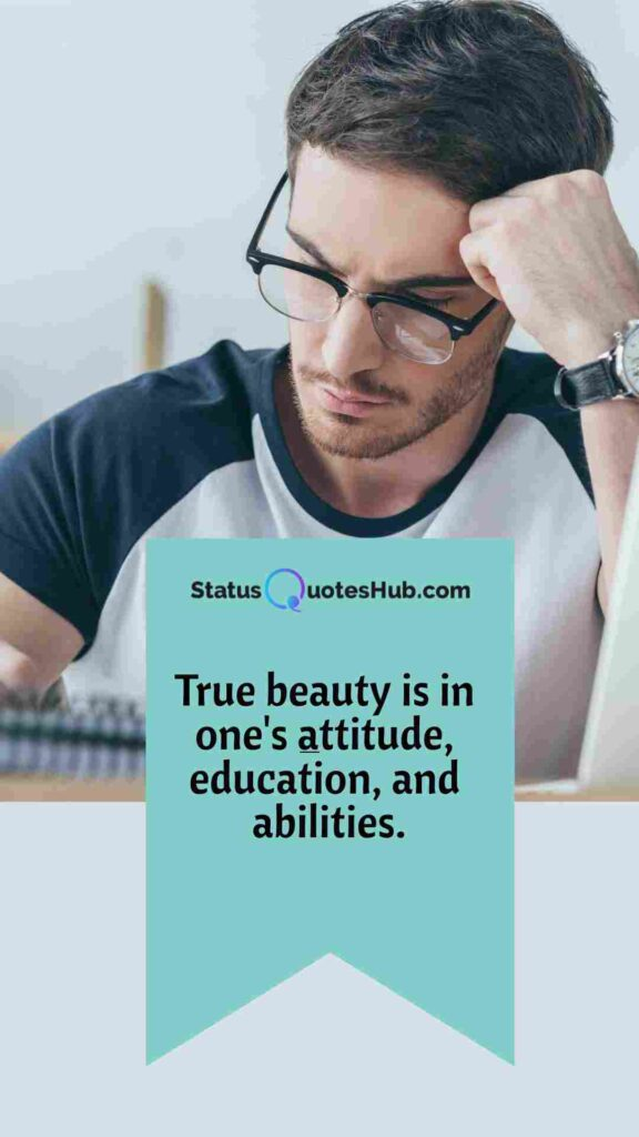 attitude status and quotes for boys