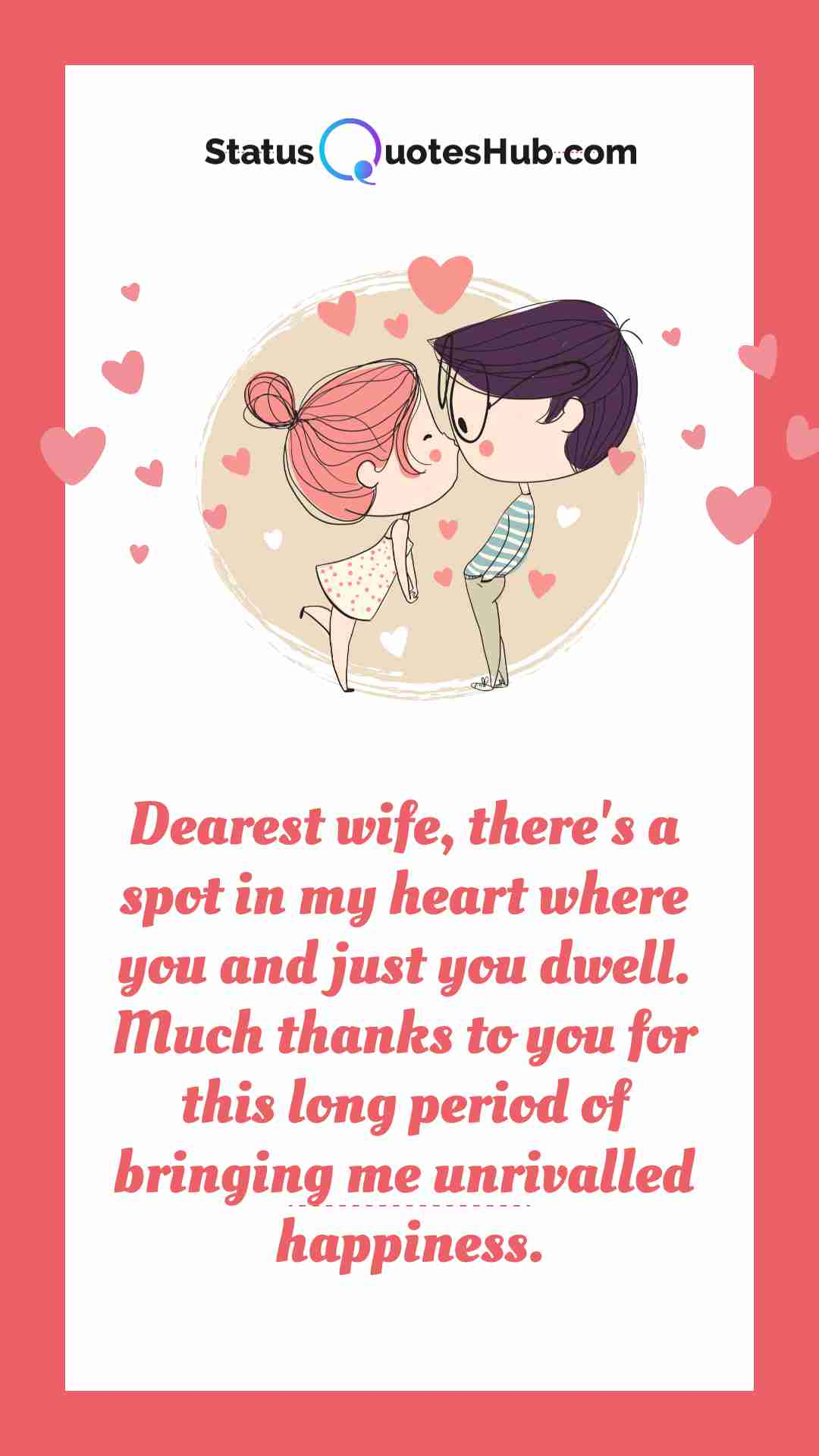 understanding wife quotes and status